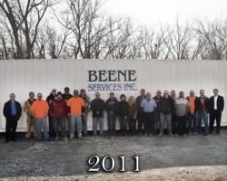 Beene Services Team 20