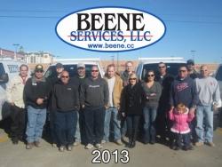 Beene Services Team 22